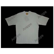 New 100% Egyptian Cotton Plain white T Shirt Undershirt White T Shirt Small