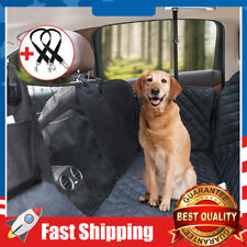 Dog Car Hammock Back Seat Waterproof Hammock Nonslip Anti-Scratch Seat Covers