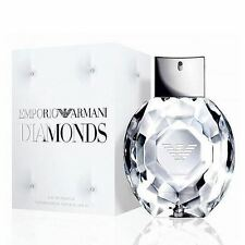 Giorgio Armani Emporio Diamonds 100ml EDP Spray BRAND NEW AND SEALED BOX