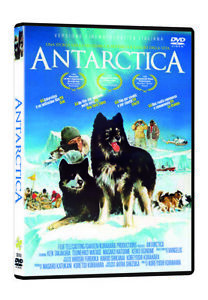 Antarctica - Versione Cinematografica Italiana Rimasterizzata in HD (DVD)