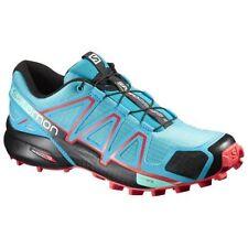 Scarpe sportive da donna running nere Salomon