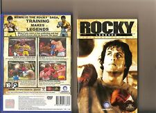 ROCKY LEGENDS PLAYSTATION 2 PS2 PS 2 BALBOA BOXING