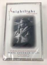 Nightlight Unplugged Music Cassette Acoustic Lullabyes Tanya Goodman Sykes