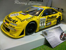 OPEL CALIBRA V6 4x4 DTM 1996 #17 au 1/18 UT Models 180964317 voiture miniature