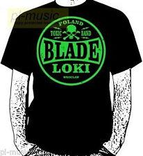 = t-shirt BLADE LOKI - TOXIC BAND POLAND - size L koszulka  [official ]