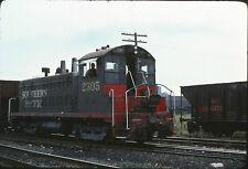 1978 Southern Pacific SP EMD SW1200 Engine #2305 - Orig 35mm Railroad Slide
