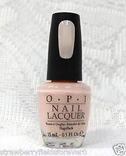 OPI Nail Polish Color Bubble Bath S86 .5oz/15mL