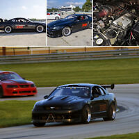 "2001 Ford Mustang Cobra SVT ""Terminator Package"" Race Car"