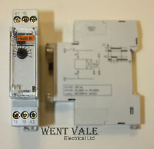 Merlin Gerin 16068 RTH Time Delay Device delay before OFF after energisation New