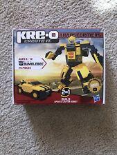 Hasbro - Transformers KRE-O Construction Set Basic Bumblebee