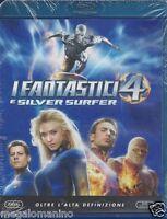 Blu-ray **I FANTASTICI 4 E SILVER SURFER** nuovo sigillato 2007