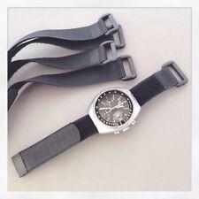 Valuable Omega Speedmaster Nasa style 20mm Velcro strap #1 : 250mm