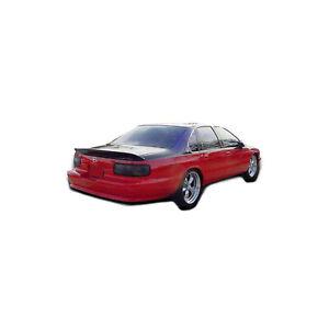 91-96 Chevrolet Impala Perf-Spec KBD Urethane Body Kit-Wing/Spoiler 37-6023