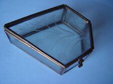 Cajita Glass Engraved