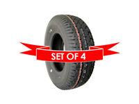 Austin Mini 165/70/10 A008 Yokohama Tire Set Of 4