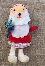 Vintage Santa Figurine Made In Japan