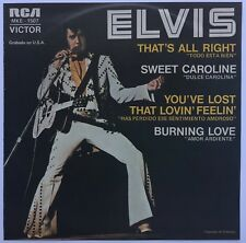 ELVIS PRESLEY-HARD TO FIND EP FROM MEXICO