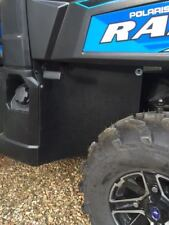 REAR MUD GUARDS FOR 2019 POLARIS RANGER XP 900 AND XP 900 CREW