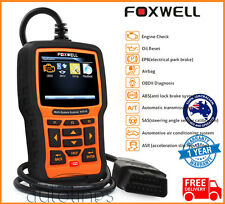 FOXWELL NT510 OBD2 Fault Code Reader Reset Diagnostic ECU Scan Tool FOR VOLVO