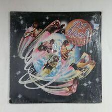 DR. HOOK Live ST12114 MbC Wally LP Vinyl VG++ Cover Shrink/VG+ near ++