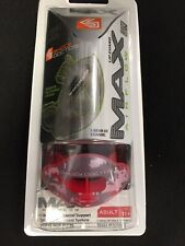 Adult Size Shock Doctor Max Airflow Red/Camo Lip Guard Football Mouth Guard New
