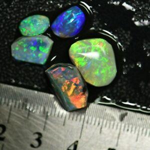 11.0   cts Australian Opal Rough, Lightning Ridge Parcel nobby