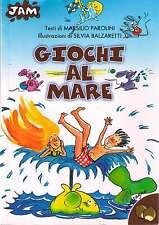 Giochi al mare - Marsilio Parolini - Libro nuovo in offerta!