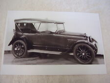 1918 CHEVROLET  TOURING CAR  11 X 17  PHOTO  PICTURE