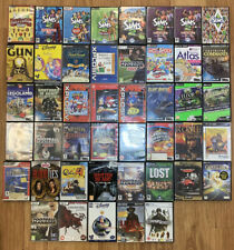 Job Lot: PC/CD-ROM Games (45 In Total) - See photos for titles