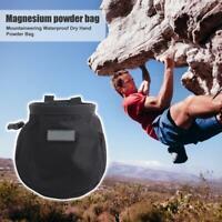Outdoor Climbing Chalk Bag Non-slip Adjustable Magnesium Powder Storage Pouches