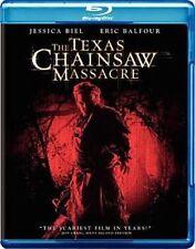 The Texas Chainsaw Massacre Blu-ray 2003 Jessica Biel