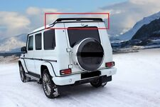 MERCEDES G CLASS W460 W461 W463 REAR ROOF SPOILER WITH LIGHT NEW!!