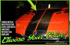 T Hood Racing Stripes 2008 Fits 2014 Dodge Challenger Sxt Rt Srt8