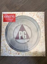 PETER GABRIEL- RATED PG-PICTURE RSD 2019-LIMITED NUMBERED EDITION