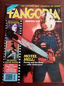 Fangoria Magazine # 9 (1980) RARE