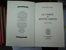 Alexandre Dumas - Le Comte de Monte Cristo - 1966