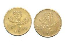 Euro-Kursmünzensets aus Italien