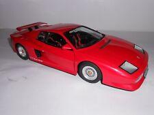 Ferrari 1:16 scale plastic kit. V/Good cond. Assembled. Excellent detail. No box