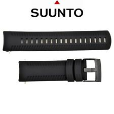 Suunto 9 Baro Black Watch Band Strap  24 Athletic1 Silicone SS050105000