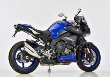 Hurric PRO 2 Pot d'échappement Yamaha mt-10 16-ce-BE argent