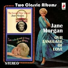 JANE MORGAN - OUR LANGUAGE OF LOVE  CD NEW+