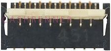 FPC Konnektor BTB Steckverbinder Anschluss Connector SlimStack HTC Butterfly J