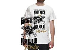 VS 1400 Intruder Tuning Zubehör Biker Sweatshirt EVOLUTION mann Motorrad Spruch