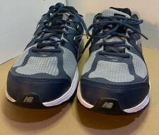 New Balance Mens Walking Shoes. Multi color Blue and Grey. Size 11 4E