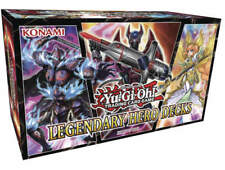 Vorverkauf: Yu-Gi-Oh - Legendary Hero Decks 1 Box - Deutsch