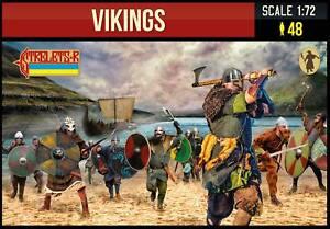 Strelets 1/72 Vikings #250