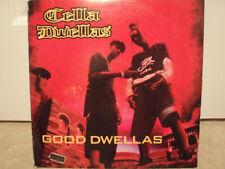 """CELLA DWELLAS + NICK WIZ - GOOD DWELLAS (12"""")  1995!!!  RARE!!!"""