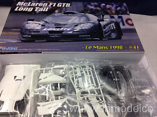 Fujimi RS-57 1/24 McLaren F1 GTR Long Tail Le Mans 1998 #41 Limited from Japan