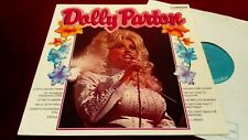 DOLLY PARTON - LOVE IS LIKE A BUTTERFLY - UK LP IN LAMINATED SLEEVE