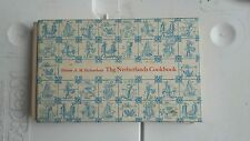 The Netherlands Cookbook, Heleen A M. Halverhout-Signed by Mabel Beckman 1957 +